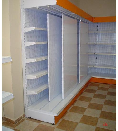 Fabricacion mobiliario comercial montaje integral - Muebles para estancos ...