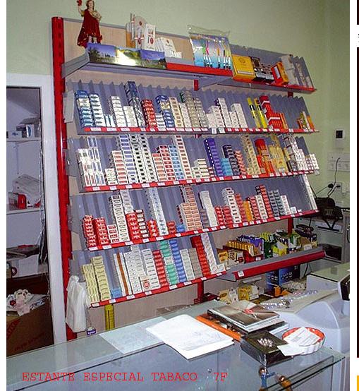 Fabricacion mobiliario comercial montaje integral for Montaje de estanterias metalicas