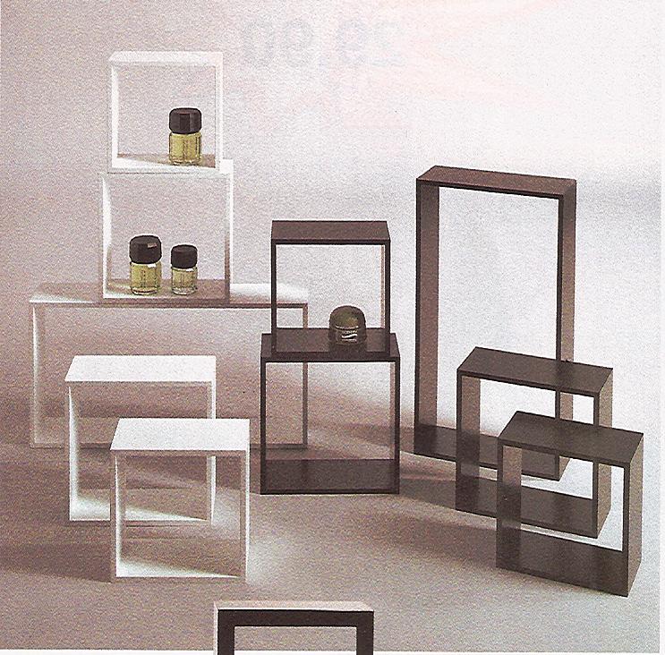 Fabricacion mobiliario comercial montaje integral for Muebles para escaparates